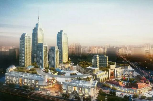 哈尔滨博物馆周边将改造 成就城市综合体新地标