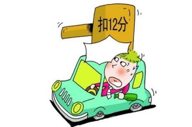 黑龙江省公安交通管理局公布1月份222人驾照被停用