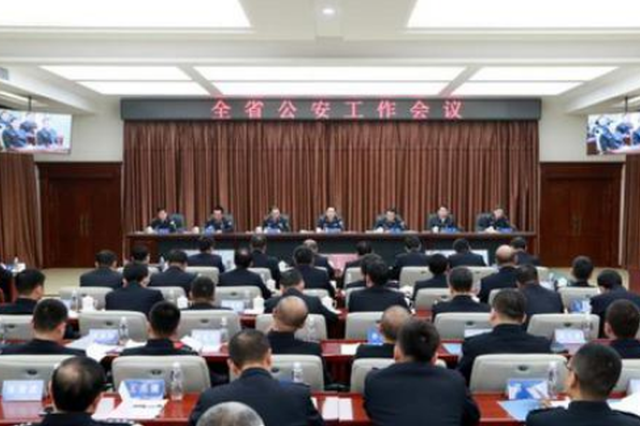 黑龙江警方去年现行命案首次全侦破 今年将着重治堵