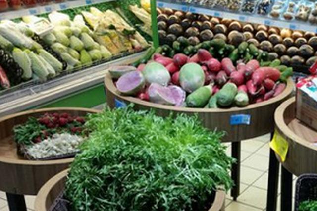 哈尔滨年前蘸酱菜最受欢迎 日销超10吨是去年四倍