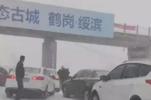 黄色预警阵风6至7级 黑龙江省内多条高速全线封闭
