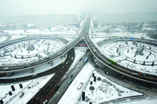 愈见清晰的立体交通运输网络 折射黑龙江发展活力