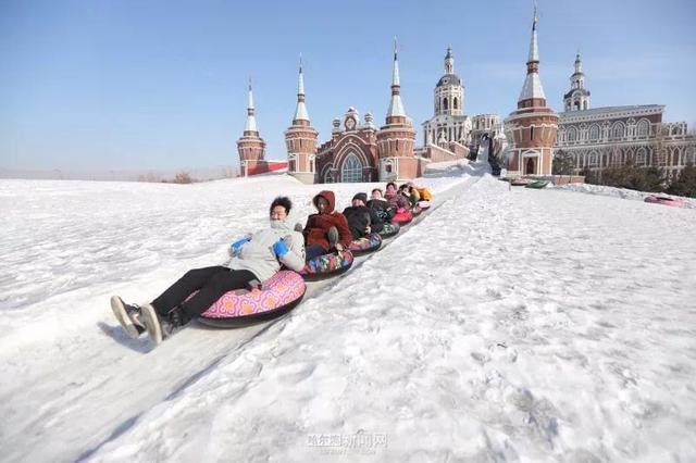 趁春光好赶紧去 这才是在哈尔滨过年的正确打开方式