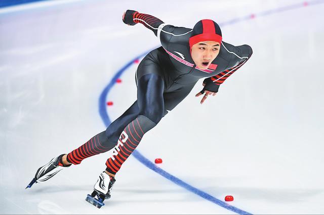 黑龙江省高亭宇获平昌冬奥会男子500米速度滑冰季军