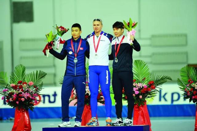 伊春小伙高亭宇获得中国冬奥史男子速滑首枚奖牌