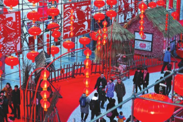 春节期间 黑龙江省内各种民间文化活动好戏连台