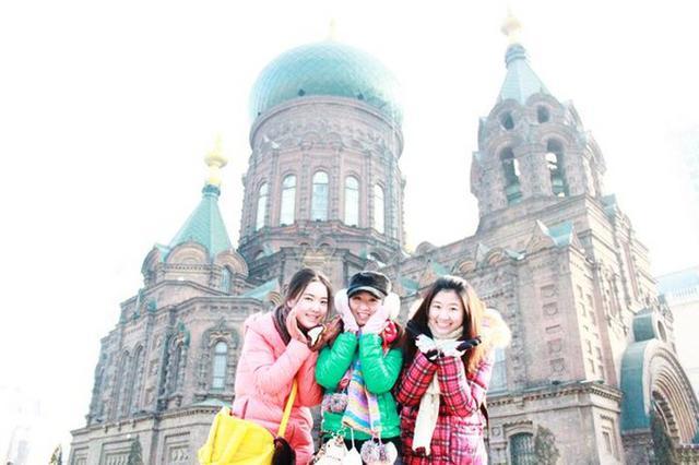 春节期间100多万游客畅游冰城 同比增长23.5%