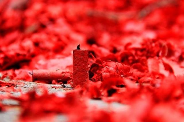 哈尔滨爆竹炸伤患者大幅减少 燃放量减少是主因