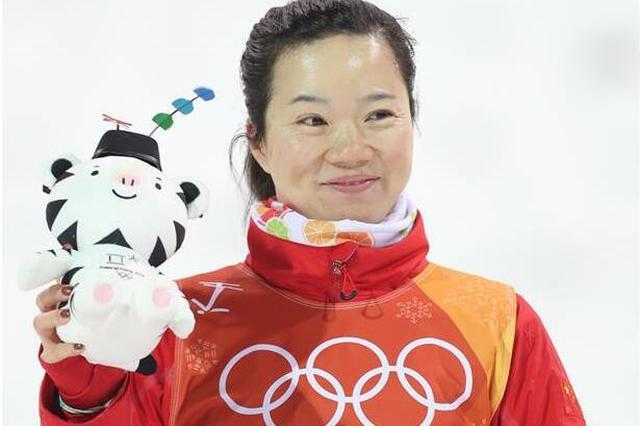 张鑫获平昌冬奥自由式滑雪女子空中技巧银牌 孔凡钰摘铜