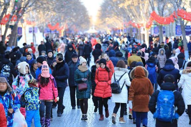 """1优6良哈尔滨春节7天""""气质""""近三年最好"""