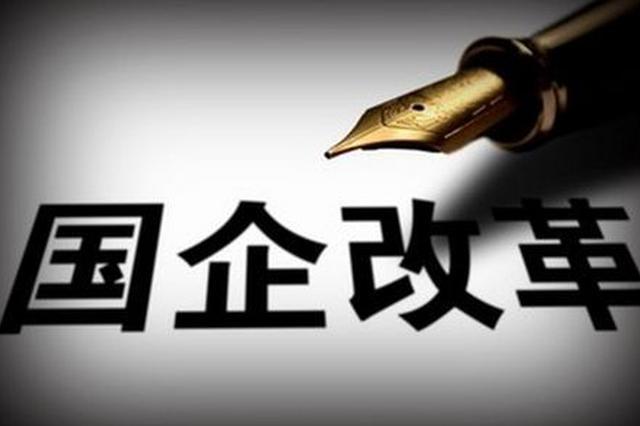 黑龙江省属15户国有企业2018年完成混改