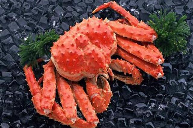哈尔滨登上生鲜销售额增速榜 海鲜水产销量最多