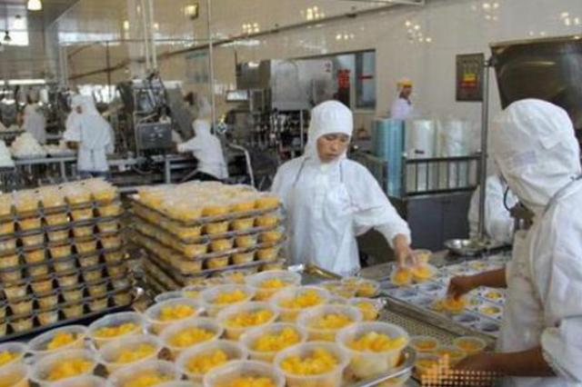哈尔滨市打造全国非转基因大豆加工基地