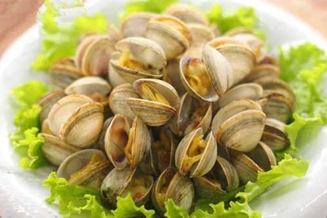 牡丹江蚬子降价 春节期间一斤钱现在买两斤