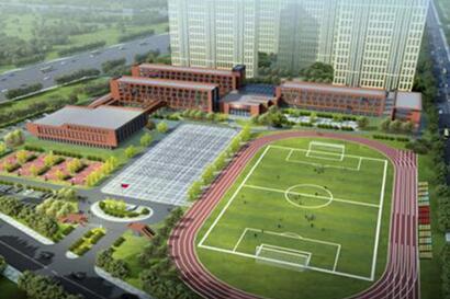 哈市道里新建扩建10所学校 东湖路学校计划9月开学