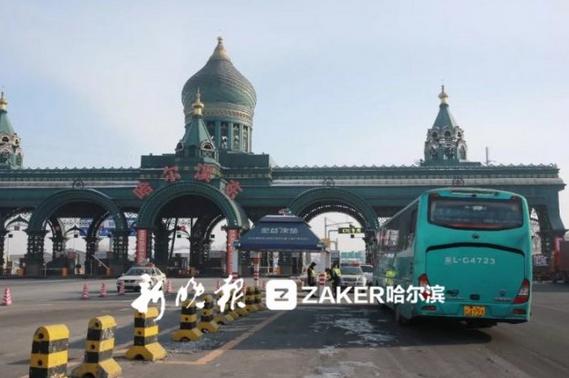 初五初六迎来返程高峰 哈市入城口避堵攻略请收好