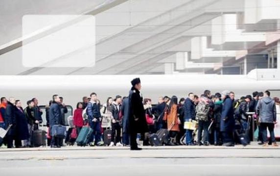 哈铁集团春运旅客1390万人次 正月十七客流创纪录