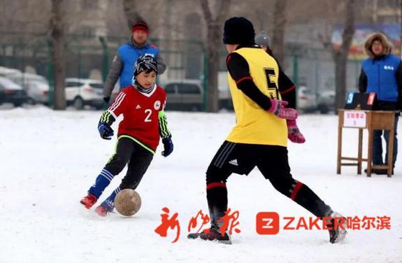 冰城留守儿童郭文博被选为2018世界杯护旗手