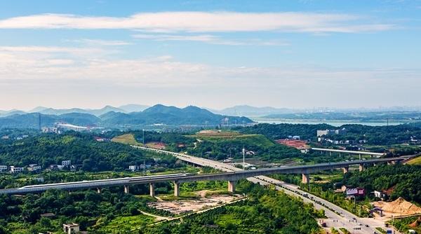 长沙绿心折射城市发展之变