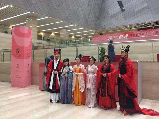 """长沙博物馆""""环肥燕瘦——汉唐长安丽人行""""特展"""