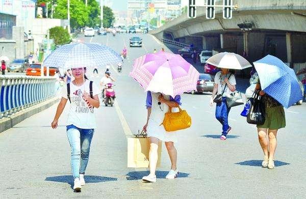湖南19-20日高温缓解 18至19日永州多云间阴天