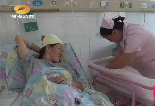 """12小时3张纸!湘西一助产士帮""""特殊妈妈""""顺利生产"""