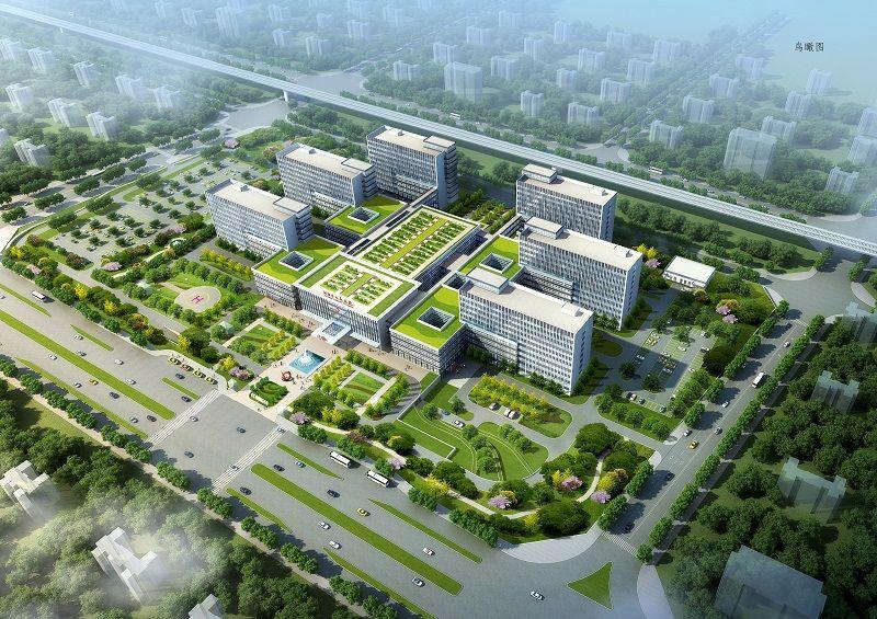 总投资6.5亿元 浏阳人民医院整体搬迁项目建设启动