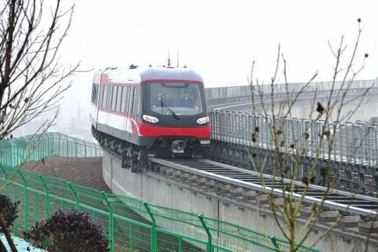 株洲将建4条轨道交通线 将与长沙南站磁悬浮对接