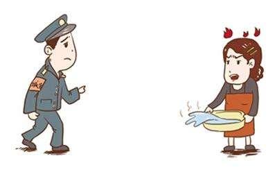 湖南两城管拳击女商贩头部 官方:确系正式员工