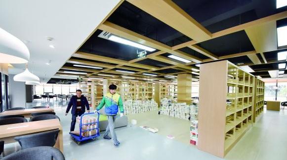 株洲天元区图书馆预计下月对外免费开放 藏书3万册