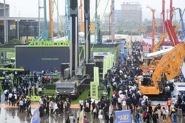 2021长沙国际工程机械展本月19日开幕 1450家企业将携最新成果
