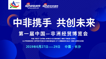 专题|第一届中国-非州经贸博览会