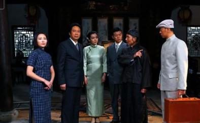 湘绣谍战片《国礼》9月20日全国公映