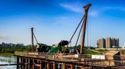 邵阳桃花桥工程建设启动 计划明年通车