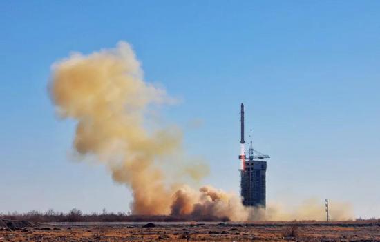 """这是""""长沙造""""的卫星连续五次成功发射,"""