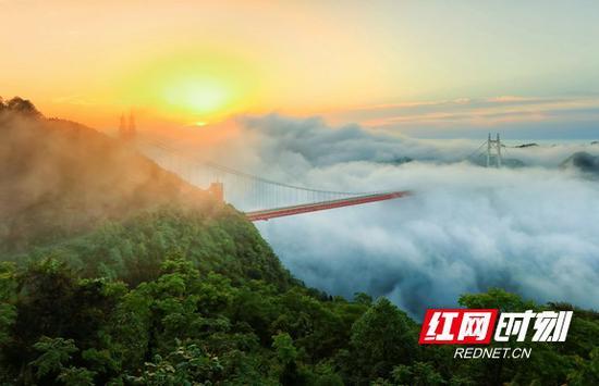 湖南这5地成功入选2020旅游百强县!