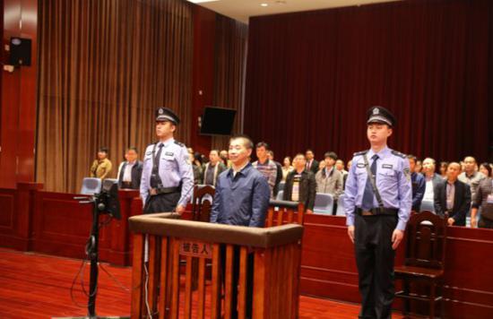 湖南广电原党委副书记、董事长龙秋云因受贿被判14年