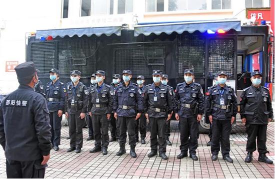 邵阳快警5号平台,移师市中心医院。