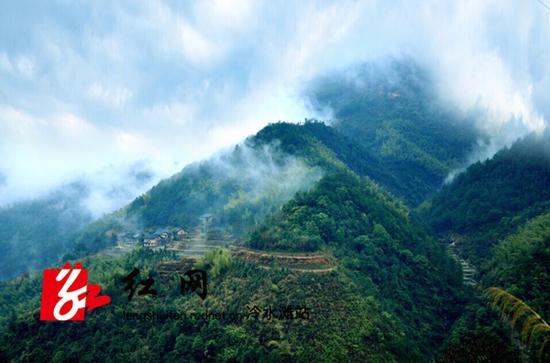 腾云岭国家森林公园。