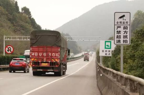 最新!湖南高速公路27个路段启动区间测速