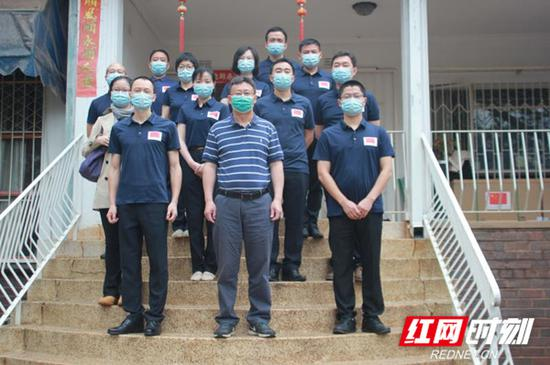 中国(湖南)第18批援津巴布韦医疗队结束隔离并开展正常工作