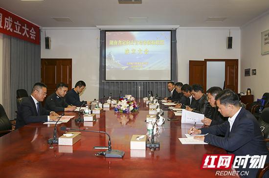 湖南省定向培养士官院校联盟在长沙成立