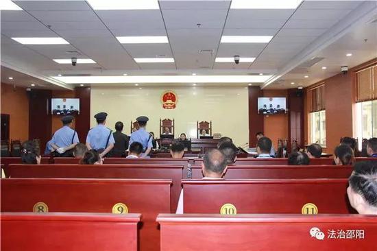 邵阳市政府原副秘书长罗少林涉案4000余万元被判刑