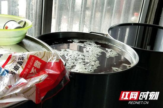 生产出的成品油未进行密封处理。