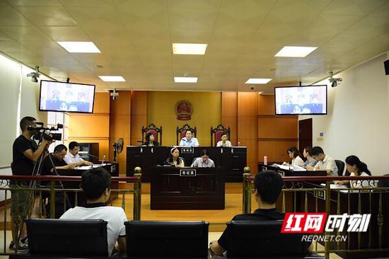 9月6日下午,王跃文人格权纠纷案一审开庭。