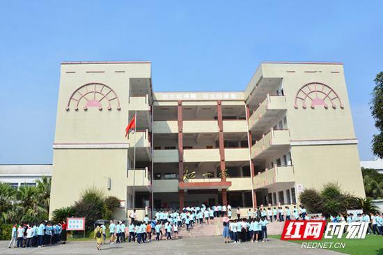 武陵小学一中校区。