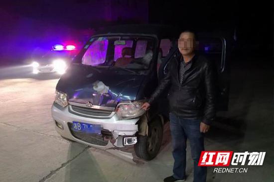 肇事逃逸司机及车辆。