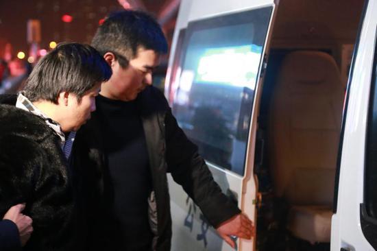 命案嫌犯邹某隐姓埋名逃亡8年后被长沙天心公安抓获归案 警方供图
