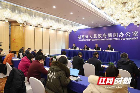 1月23日上午,湖南省统计局发布2018年湖南省经济和社会发展情况。