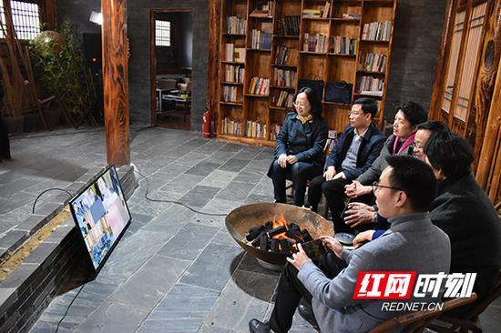 """四级政协委员""""云上履职"""" """"政协云""""实现京湘联动"""